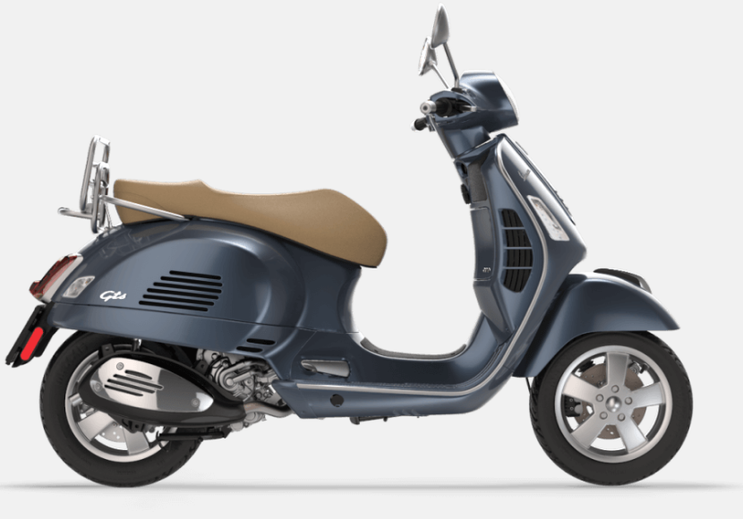 2017 Vespa GTS 300 ABS in Columbus, Ohio