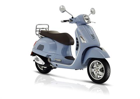 2017 Vespa GTS 300 ABS ASR in Pelham, Alabama
