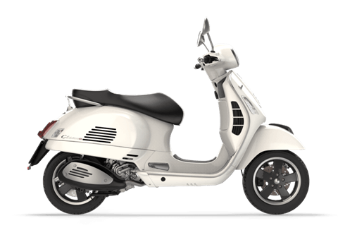 2017 Vespa GTS 300 Super ABS in Anchorage, Alaska