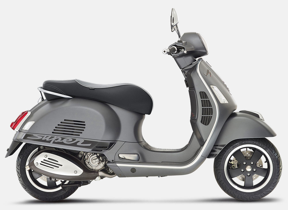2017 Vespa GTS 300 Super Sport ABS in Columbus, Ohio