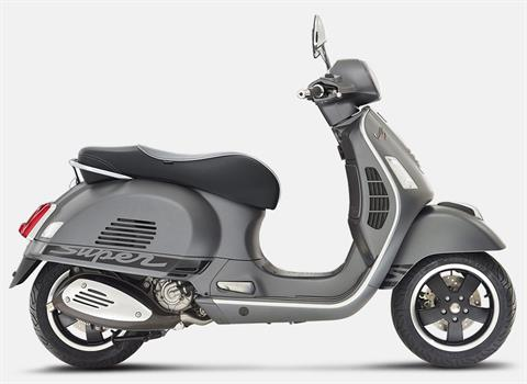 2017 Vespa GTS Super Sport 300 in Shelbyville, Indiana