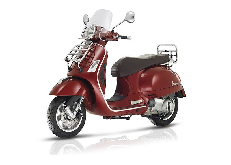2017 Vespa GTS 300 Touring in Shelbyville, Indiana