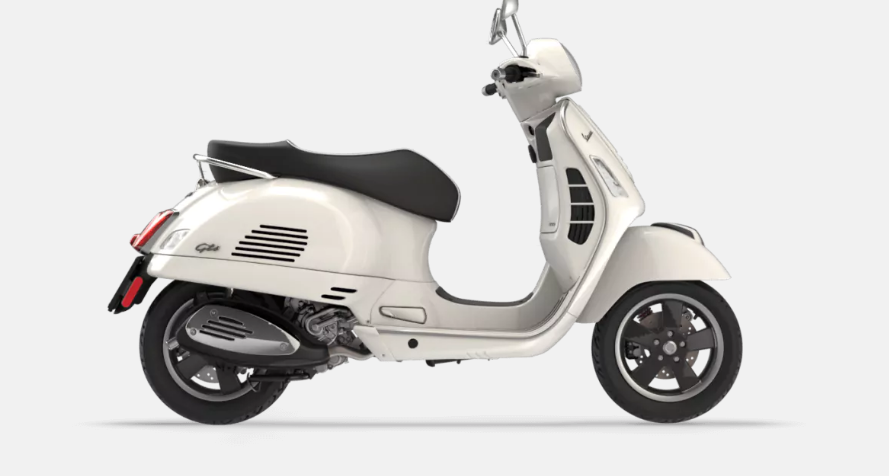2017 Vespa GTS Super 300 in Columbus, Ohio