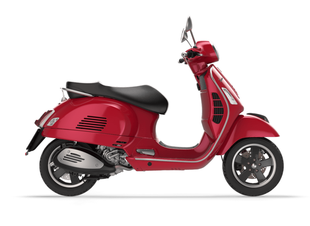 2017 Vespa GTS Super 300 in Marina Del Rey, California