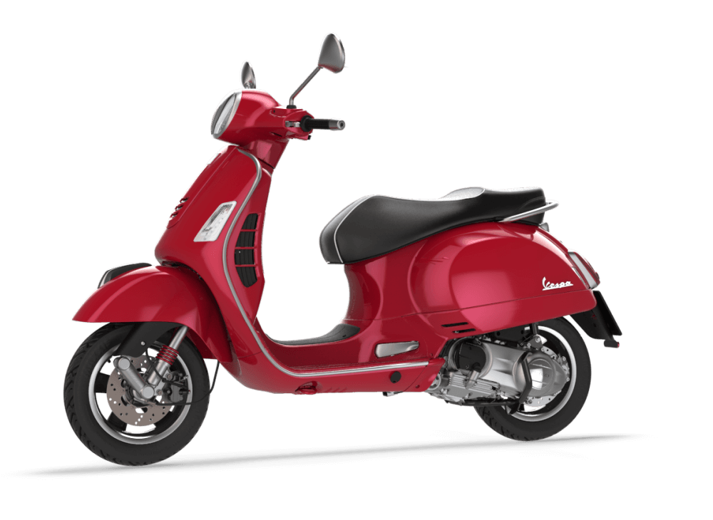 2017 Vespa GTS Super 300 in Fort Collins, Colorado