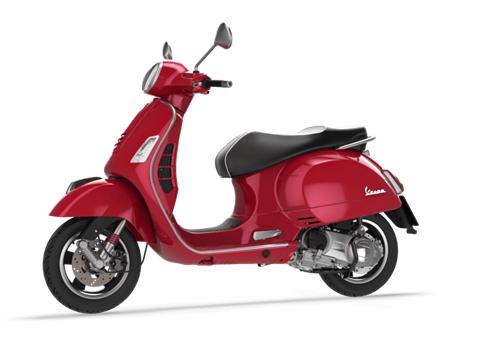 2017 Vespa GTS Super 300 in Pelham, Alabama