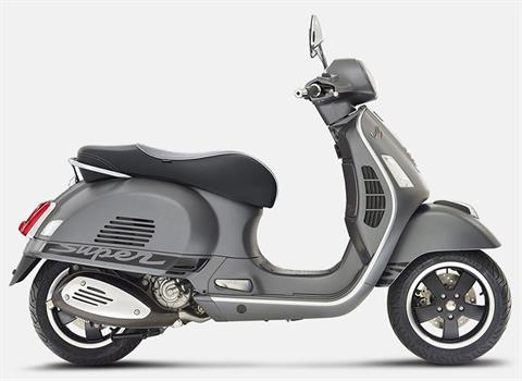 2017 Vespa GTS Super Sport 300 in Oakland, California