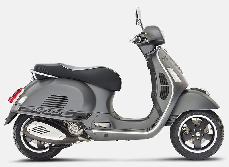 2017 Vespa GTS Super Sport 300 in Downers Grove, Illinois