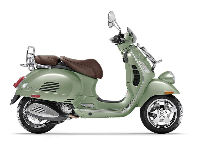 2017 Vespa GTV 300 in Middleton, Wisconsin