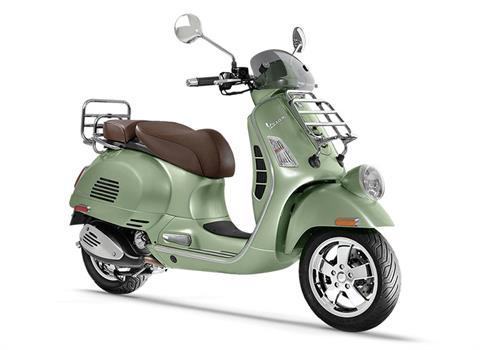 2017 Vespa GTV 300 in Downers Grove, Illinois