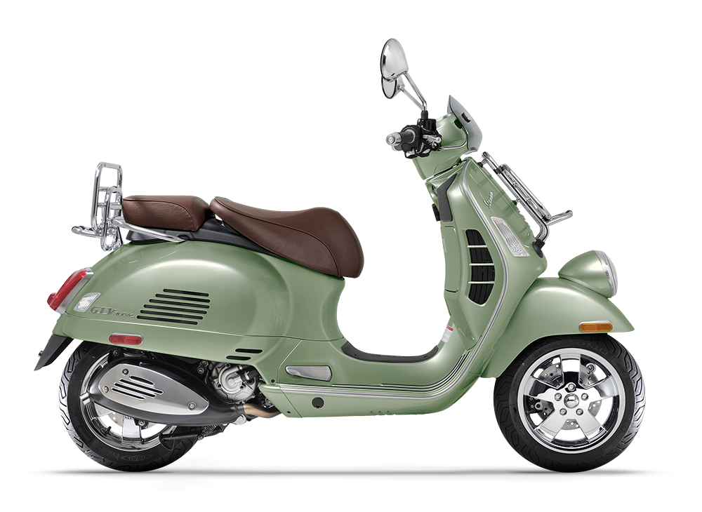 2017 Vespa GTV 300 in Shelbyville, Indiana