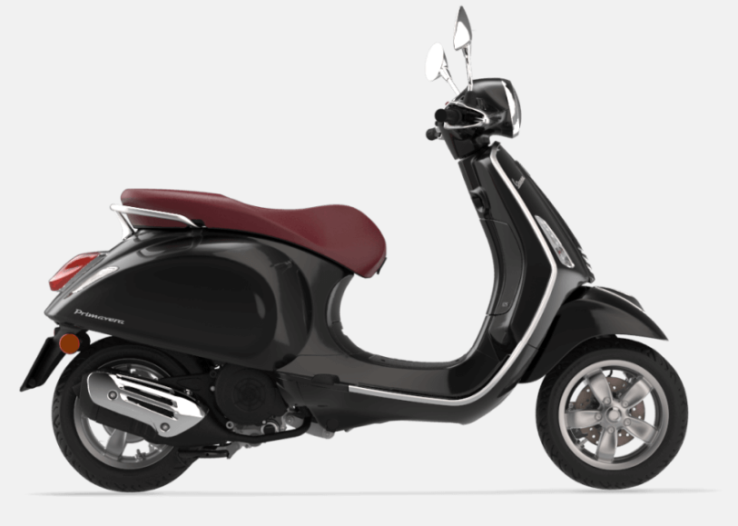 2017 Vespa Primavera 150 in Columbus, Ohio