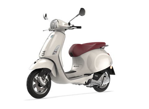 2017 Vespa Primavera 150 in Saint Charles, Illinois