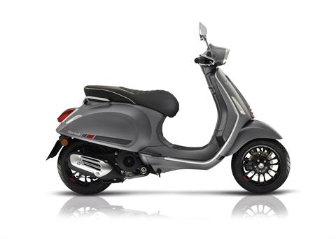 2017 Vespa Sprint S 150 in Downers Grove, Illinois