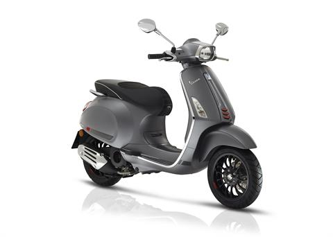 2017 Vespa Sprint S 150 in Columbus, Ohio