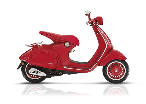 2017 Vespa Vespa 946 RED in Bellevue, Washington