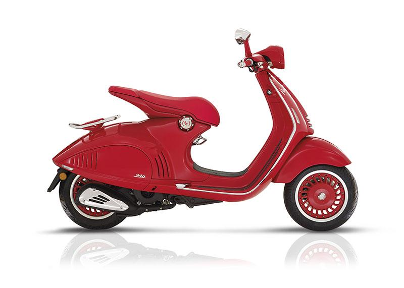 2017 Vespa Vespa 946 RED in Columbus, Ohio