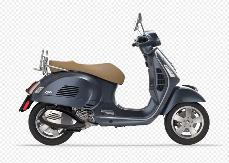 2018 Vespa GTS 300 ABS ASR in Shelbyville, Indiana