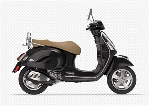 2018 Vespa GTS 300 ABS ASR in Elk Grove, California