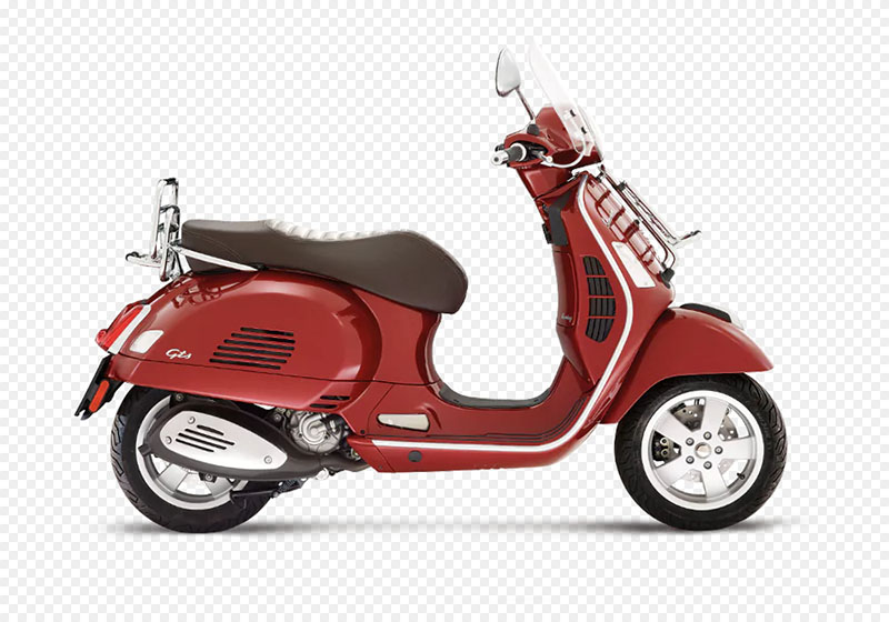 2018 Vespa GTS 300 Touring in Bellevue, Washington