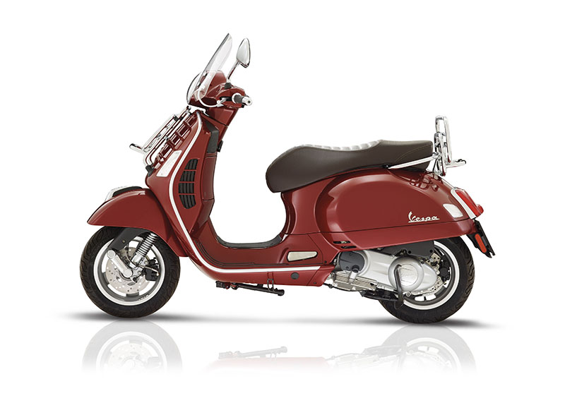 2018 Vespa GTS 300 Touring in Palmerton, Pennsylvania