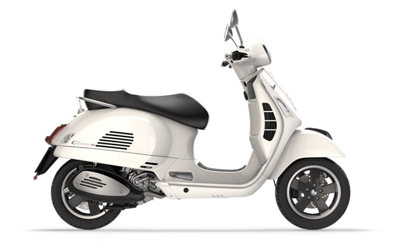 2018 Vespa GTS Super 300 in Neptune, New Jersey