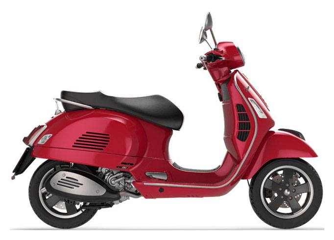 2018 Vespa GTS Super 300 in Shelbyville, Indiana