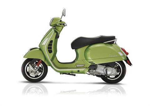 2018 Vespa GTS Super 300 in Bellevue, Washington