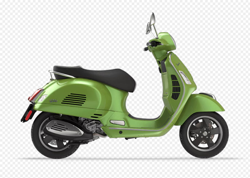 2018 Vespa GTS Super 300 in Fort Collins, Colorado