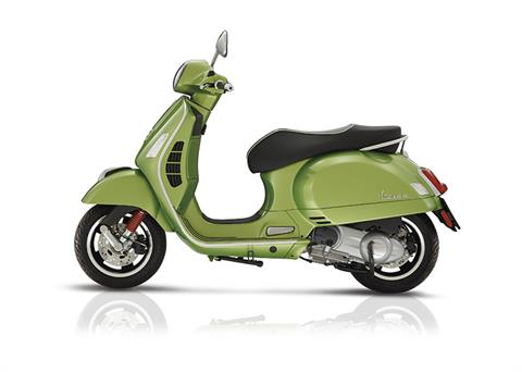 2018 Vespa GTS Super 300 in Columbus, Ohio