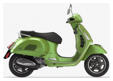 2018 Vespa GTS Super 300 in Taylor, Michigan - Photo 1
