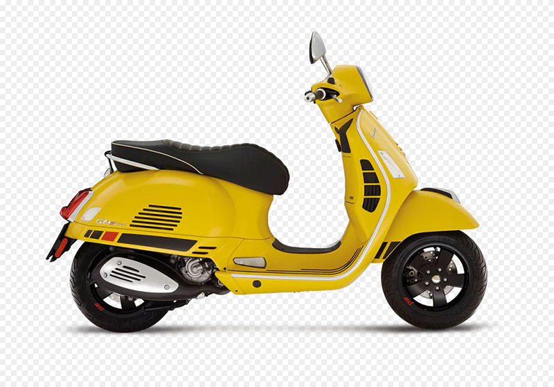 New 2018 Vespa Gts Super Sport 300 Scooters In Greenwood