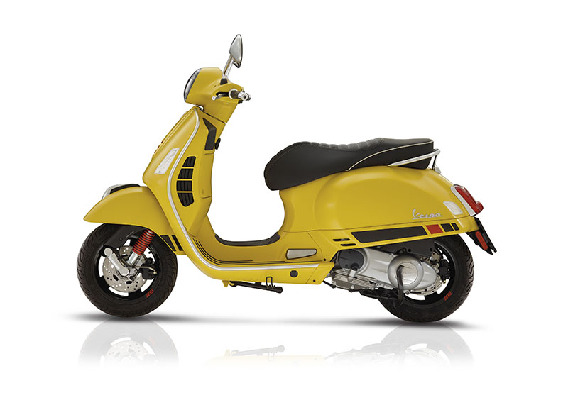 2018 Vespa GTS Super Sport 300 in Albuquerque, New Mexico
