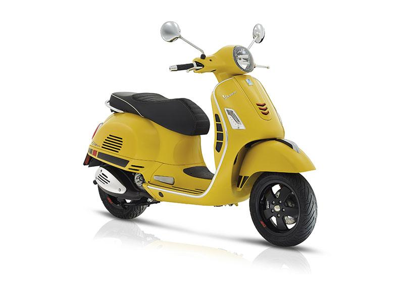 2018 Vespa GTS Super Sport 300 in Neptune, New Jersey