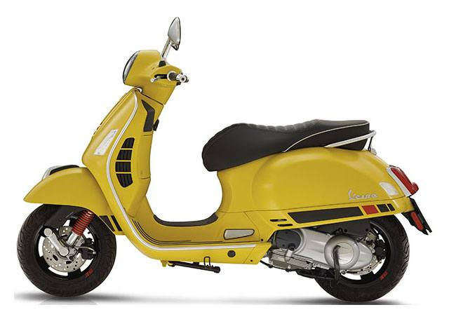 2018 Vespa GTS Super Sport 300 in Oakland, California