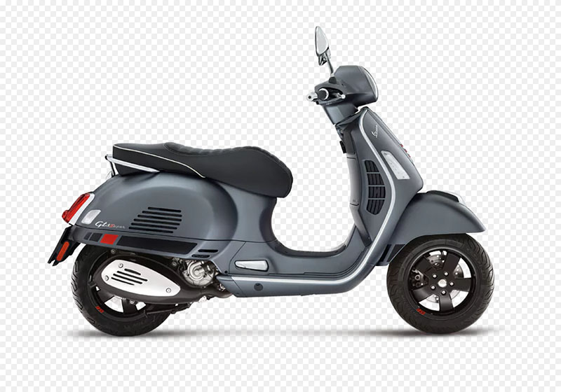 2018 Vespa GTS Super Sport 300 in Middleton, Wisconsin