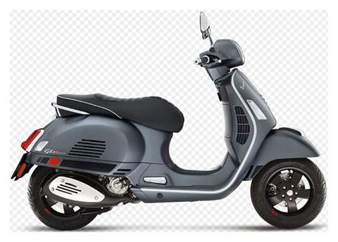 2018 Vespa GTS Super Sport 300 in Taylor, Michigan