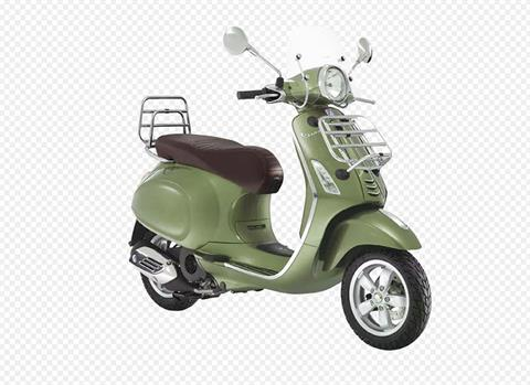 2018 Vespa Primavera 150 Touring in Saint Charles, Illinois