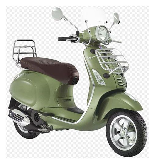 2018 Vespa Primavera 150 Touring in Goshen, New York