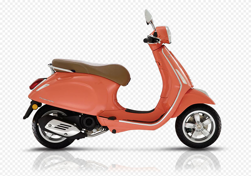 2018 Vespa Primavera 50 in Bellevue, Washington