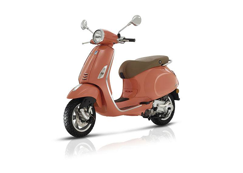 2018 Vespa Primavera 50 in Saint Charles, Illinois