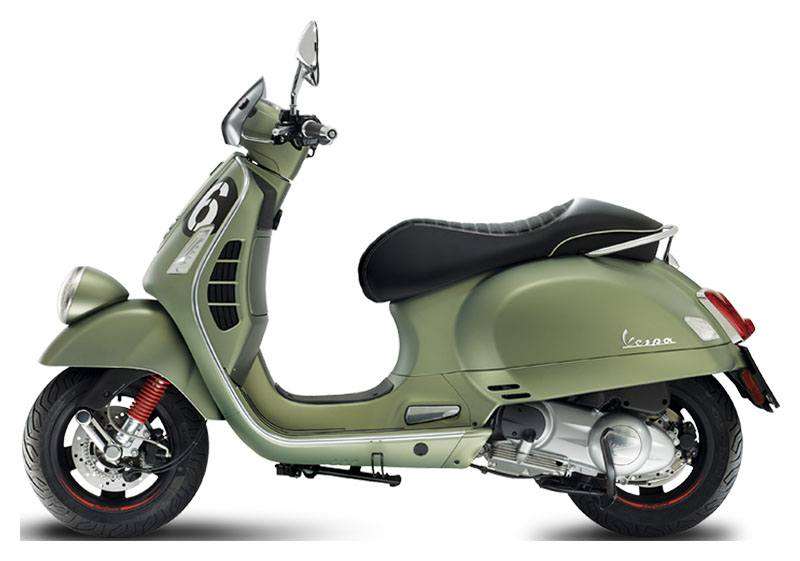 new 2018 vespa sei giorni 300 scooters in elk grove ca. Black Bedroom Furniture Sets. Home Design Ideas