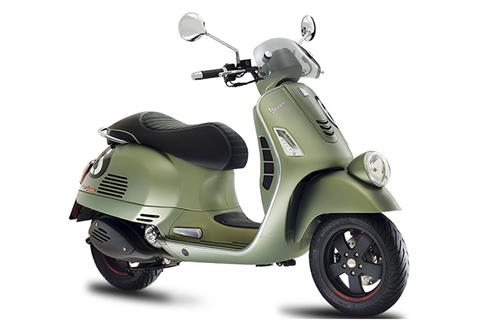 2018 Vespa Sei Giorni 300 in Middleton, Wisconsin - Photo 3