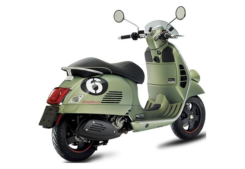 2018 Vespa Sei Giorni 300 in Middleton, Wisconsin - Photo 6
