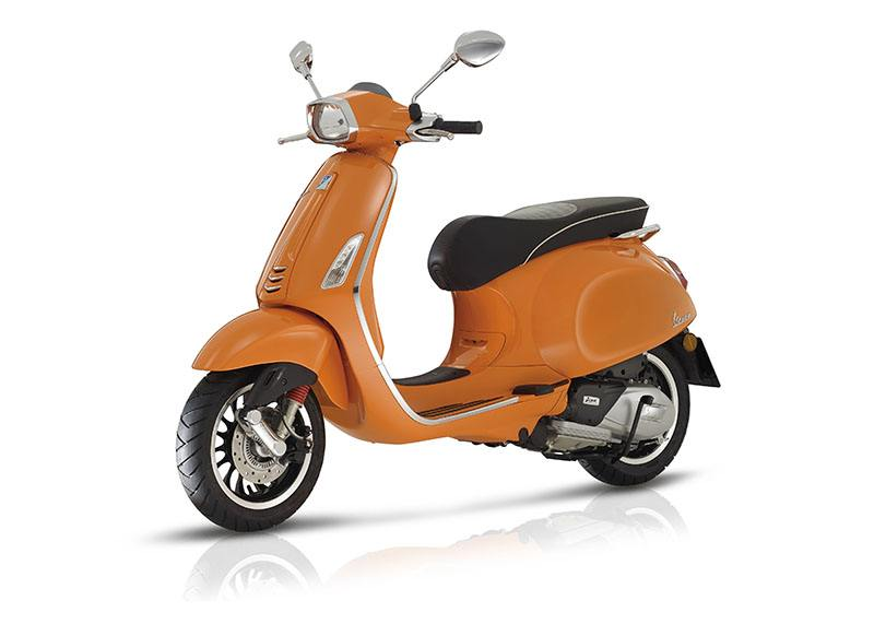 2018 Vespa Sprint 150 in Shelbyville, Indiana