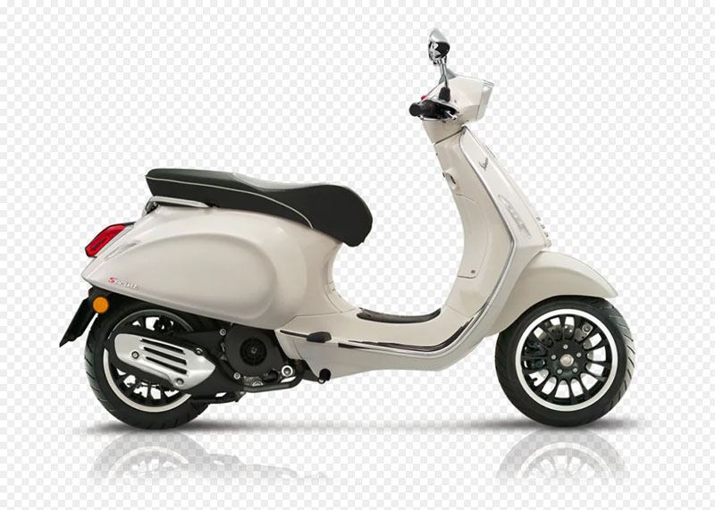 2018 Vespa Sprint 150 in Middleton, Wisconsin