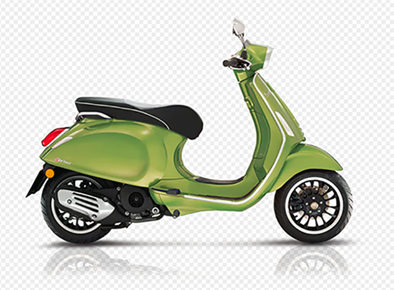 2018 Vespa Sprint 150 in Saint Charles, Illinois
