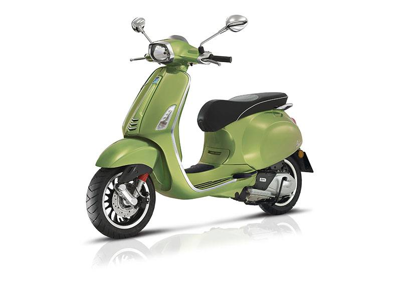 2018 Vespa Sprint 150 in Columbus, Ohio