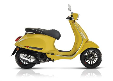2018 Vespa Sprint S 150 in Greensboro, North Carolina