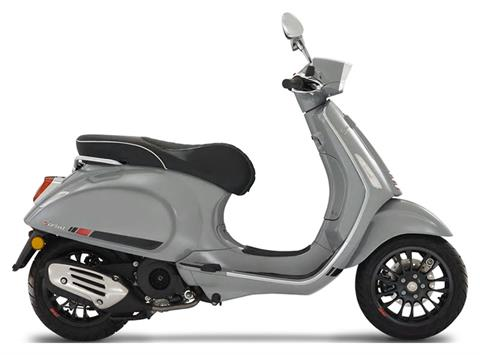 2018 Vespa Sprint S 150 in Taylor, Michigan